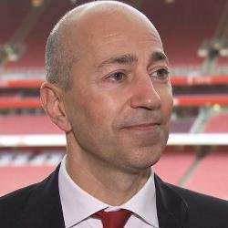 Gazidis: Fani będą podekscytowani umiejętnościami Emery'ego