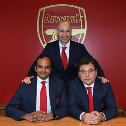 Venkatesham o sytuacji i przyszłości Arsenalu