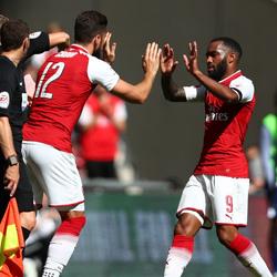 Małe derby Londynu, WHU - Arsenal!