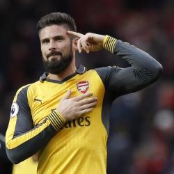 Wenger: Giroud kocha Arsenal