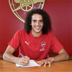 Oficjalnie: Guendouzi w Arsenalu
