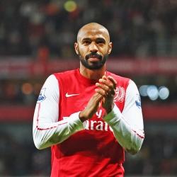 Henry w historycznej jedenastce UEFA