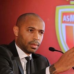 Henry zawieszony w pełnieniu obowiązków trenera Monaco
