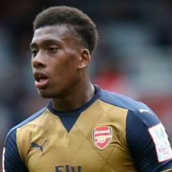 Oficjalnie: Iwobi podpisał nowy kontrakt z Arsenalem