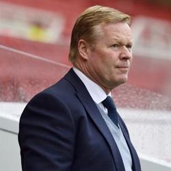 Koeman zwolniony z Evertonu