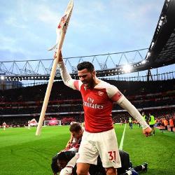Wyjściowe jedenastki: Liverpool vs Arsenal