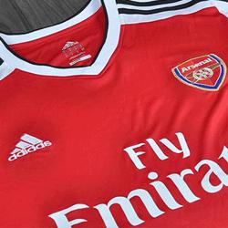 Oficjalnie: Adidas nowym sponsorem Arsenalu
