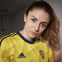 Oficjalnie: Arsenal zaprezentował koszulki wyjazdowe
