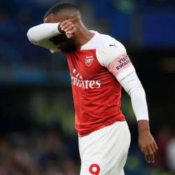 Lacazette odejdzie z Arsenalu?