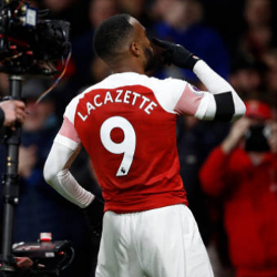 Złoty gol Lacazette'a, Arsenal 1-0 West Ham