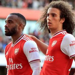 Gwizdy na Emirates Stadium, Arsenal 2-2 Southampton