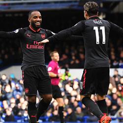 Składy: Arsenal - Manchester United