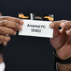 Arsenal vs Slavia Praga w ćwierćfinale Ligi Europy!