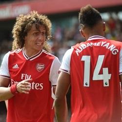 Luiz i Aubameyang komentują zwycięstwo z Burnley