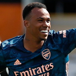 Gabriel ponownie wybrany piłkarzem miesiąca