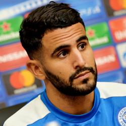 Mahrez: Powinienem grać w Arsenalu