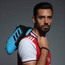 Galeria: Pablo Mari w barwach Arsenalu