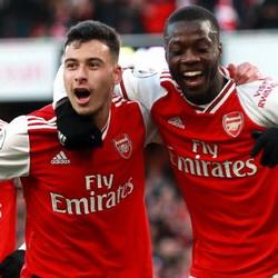 Składy: Arsenal vs Manchester United