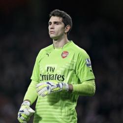 Martinez drugim bramkarzem Arsenalu?