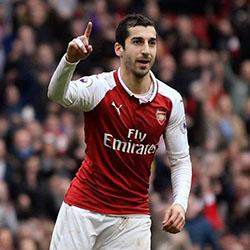 Media: Arsenal odrzucił ofertę za Mchitariana