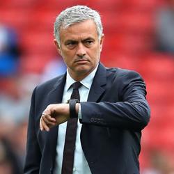 Jose Mourinho przed meczem z Arsenalem