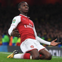 Nketiah wraca do Arsenalu