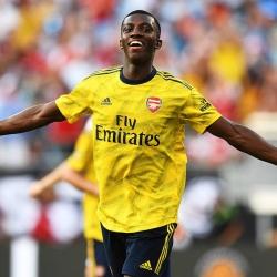 Oficjalnie: Nketiah wypożyczony do Leeds United