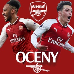Oceny Kanonierzy.com: Arsenal 5-0 Burnley
