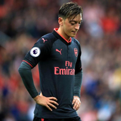 Özil: To mój ostatni sezon w Arsenalu