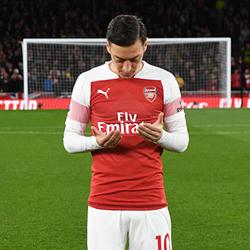 Özil: To zasługa wszystkich piłkarzy