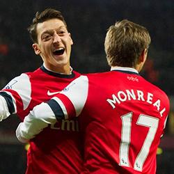 Monreal staje w obronie Özila