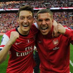 Podolski: Arsenal zachował się nie fair