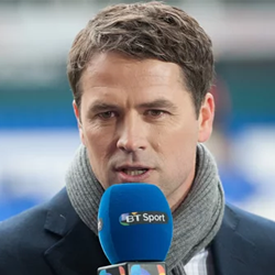 Michael Owen o Arsenalu i Lacazette'cie