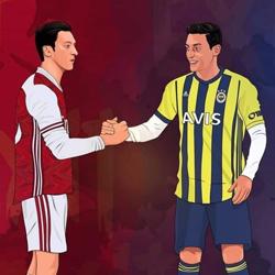Mieliśmy Özila, Mesuta Özila...