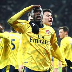 Przełamanie w derbach Londynu! WHU 1-3 Arsenal