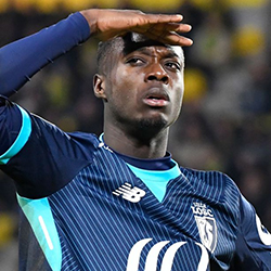 Dyrektor sportowy Lille: Możemy sprzedać Pepe za 80 milionów