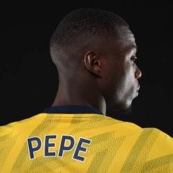 Pepe wrócił do Londynu