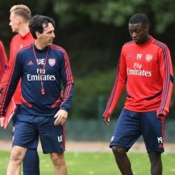 Pepe o pierwszych miesiącach w Arsenalu