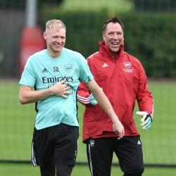 Seaman: Życzę Ramsdale'owi udanej kariery w Arsenalu