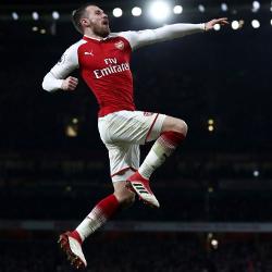 Emery zadowolony z ostatnich występów Ramseya