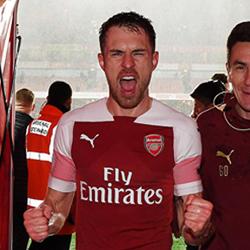 Ramsey: Każdy dał z siebie wszystko