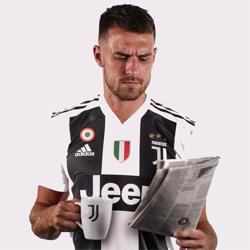 Oficjalnie: Ramsey od lata zawodnikiem Juventusu