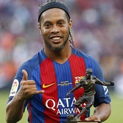 Ronaldinho: Martinelli może zostać najlepszym piłkarzem na świecie