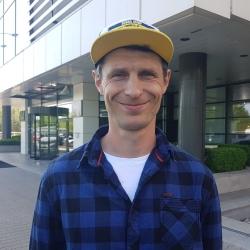 Wywiad z Marcinem Rosłoniem