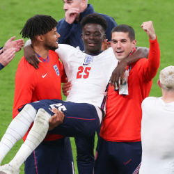 Football's coming home – Anglicy wygrają upragnione trofeum?