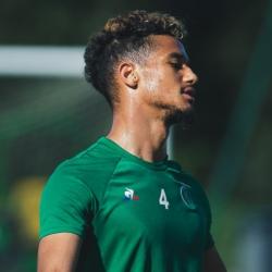 Saliba powrócił do treningów w Saint-Etienne