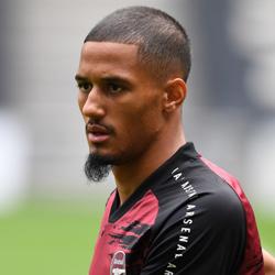 Leeds i Fulham dołączają do walki o Salibę