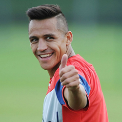 Wenger: Alexis jest skupiony i zdyscyplinowany