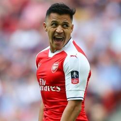 Arsenal wycenił Alexisa