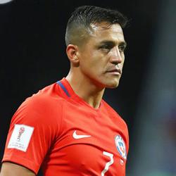 Pierwsze zdjęcie Sancheza w barwach United